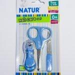 natur-blue-nail-care-set
