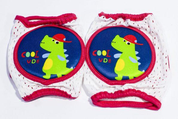 red-elegator-babybaba-knee-pads