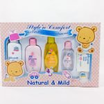 style-and-comfort-johnson_s-baby-gift-set-natural-_-mild-_pack-of-5_